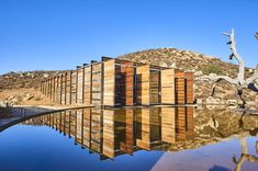 Completed in 2015 in Ensenada, Mexico. Images by Humberto Romero. BRUMA winery is located in the wine region of Baja California, in the Guadalupe Valley, the winery is part of a complete project which includes a...