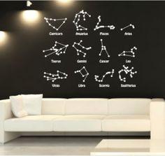 constellation decals
