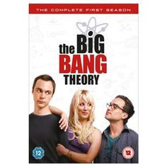 Play.com - Buy The Big Bang Theory: Season 1 (3 Discs) online at Play.com and read reviews. Free delivery to UK and Europe!