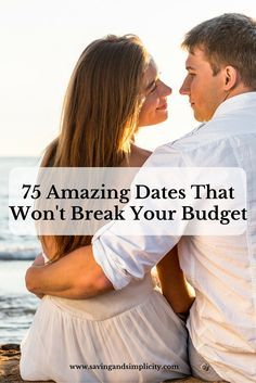 Spending time with your spouse is important even when money is tight. Here are 75 FREE to under $20 dates for you and your spouse to enjoy together.