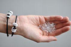 Armbänder für jeden Anlass mit kristallen von Swarovski Diamond Earrings, Swarovski, Abs, Jewelry, Fashion, Crystals, Jewlery, Diamond Studs, Moda