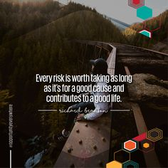 Take risks. The end goal will always be worth it! Take Risks, Good Cause, Consistency, Monday Motivation, Ambition, Determination, Quote Of The Day, Purpose, Motivational Quotes