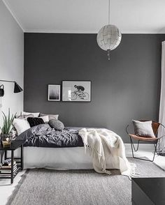I could lie here all day! via @unknown #scandinavian #bedroom #simplicity #interiors #homedecor