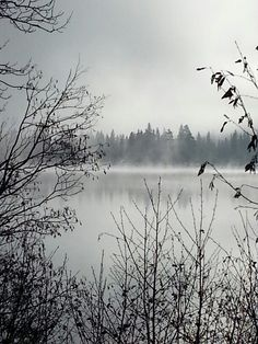 Donner Lake. Truckee, CA.  An early cold morning at work.