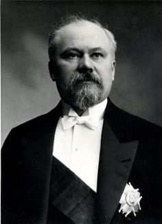 French President Raymond Poincaré, leader of Triple Entente.