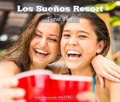 Los Sueños Resort Map