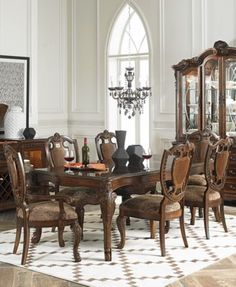 royal manor dining room furniture collection | house | pinterest