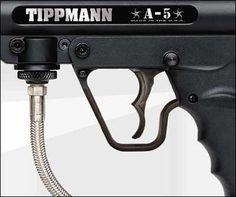 3Skull Tippmann A5 Double Trigger & Guard by 3Skull. $9.94. Description The double trigger kit is a drop-in kit that replaces the single trigger and trigger guard. The kit includes a double trigger and a tournament legal trigger guard. To install the double trigger simply remove all gas sources and disassemble the marker to the point of removing the left half of the markers receiver. Remove the single trigger and guard. Then replace with the double trigger and guard. No...