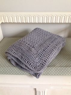 A personal favourite from my Etsy shop https://www.etsy.com/uk/listing/486763754/gorgeous-grey-baby-blanket