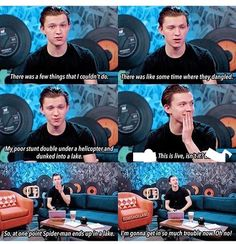 Ah, poor Tom Holland.