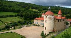 Château et Jardins de la Batisse - Puy de Dome, Auvergne