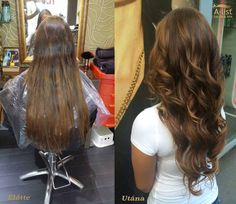 Before-After :) haircolor correction