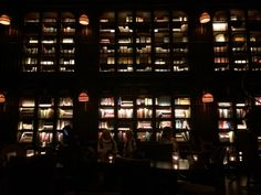Library bar in Nomad Library Bar, Empire State Of Mind, Manhattan Nyc, Mindfulness, Awareness Ribbons