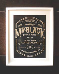 Mr. Black Spirits Co.