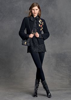 dolce and gabbana winter 2016 woman collection 82
