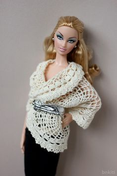 Generation of Dreams | Flickr - Photo Sharing. Not a fan of the doll but I love the sweater!