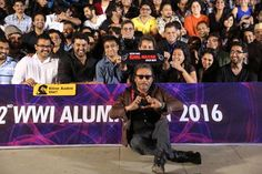 When Jackie Shroff joined #WWIalumni for a photo shoot!