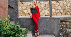 Τι να φοράτε αν είστε ψηλή - Miss Pinky Knee Boots, Leather Pants, Blog, Shoes, Fashion, Leather Jogger Pants, Moda, Zapatos, Shoes Outlet