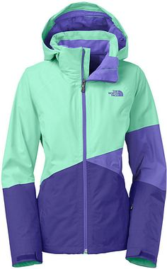 The North Face Gala Triclimate Insulator Jacket - Women's Ski Jackets - Winter 2015/2016 - Christy Sports
