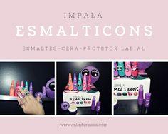 """Impala lança """"Esmalticons"""": a nova coleção de verão da marca!"""