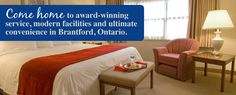 BEST WESTERN PLUS Brant Park Inn and Conference Centre - Brantford Hotel Accommodations, Brantford Ontario www.kimbailey.ca #kimbaileybrown #sleep #hotel #niceplace
