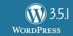 WordPress 3.5.1 Update Fixes 30 Bugs: summary and list of files updated.