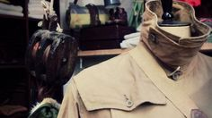 Vintage Menswear: A Collection from The Vintage Showroom by Josh Sims is another recent release that links the military and adventure fashions of yesteryear with today's adventure trends.
