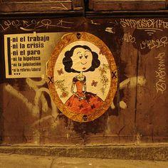 Dr. Case, arte callejero en Barcelona
