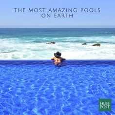 These are the most gorgeous swimming pools on Earth