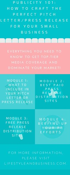 Get free media attention with these 7 powerful tips on how to - letter of release template