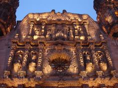 Zacatecas, Mexico.  http://www.worldheritagesite.org/sites/zacatecas.html