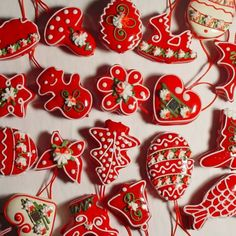 "Licitars are colorfully decorated biscuits made of sweet honey/gingerbread dough that are part of Croatia's cultural heritage and a traditional symbol of Zagreb. They are used as an ornamental gift often given at celebrations of love. At Christmas time Zagreb is adorned with thousands of licitar hearts.  In 2010, UNESCO added the Gingerbread craft from Northern Croatia to the ""Representative List of the Intangible Cultural Heritage"" for Croatian culture."