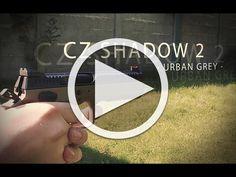 ►Die CZ Shadow 2 Urban Grey - Pistole im Test◄ Für mehr Informationen besucht…