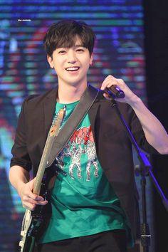 Cr: the melody Day6 Sungjin, Jae Day6, Extended Play, Kpop, Park Sung Jin, Kim Wonpil, Bob The Builder, Young K, Korean Boy