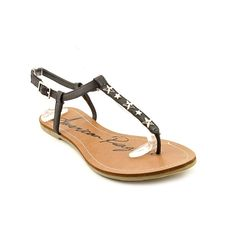 American Rag Women's Karlla T-strap Sandals in Black *** Insider's special  review