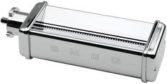 Smeg Spaghetti Roller/Cutter Chrome Attachment for Stand Mixer Specialty Appliances, Small Appliances, Smeg Stand Mixer, Smeg Kitchen, 50 Style, Aluminium Alloy, Spaghetti, I Am Awesome, Accessories