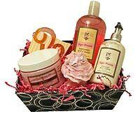 Luxurious Bath Set Box, $75.50