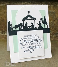 Handmade Religious Christmas Cards.427 Best Christmas Cards Religious Images In 2019