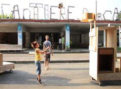 Cantiere Barca inaugura il quarto workshop di Raumlabor e il nuovo Centro giovani... [leggi su http://www.artesera.it/index.php/blog/article/nuovi_committenti_a_barca_obiettivi_e_progetti_per_il_2013]