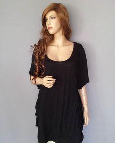 Zj denim lös tunika svart storlek L (50/52)  http://ift.tt/1XqnAUN  #tradera #traderafynd #zj #zjdenim #damkläder #fynda #loppis #märkesbloppis #loppisfynd #bloppis #säljes #kläder