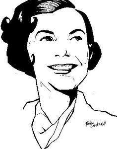Lois Long, aka Lipstick