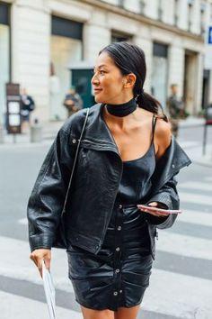 ♥️ Pinterest: DEBORAHPRAHA ♥️ all black outfits street style board