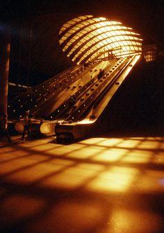 Canary Wharf Underground, London - Eines meiner Settings <3