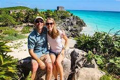 Meet a Traveller: Mike and Anne, the eternal honeymooners //So many great travel ideas - they've been traveling around the world on a good budget ever since they've married.