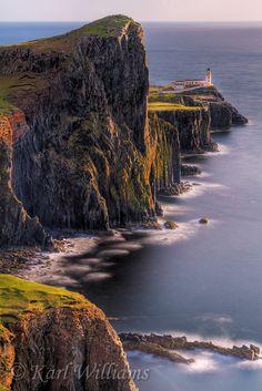 Neist Point, Duirinish, Isle of Skye