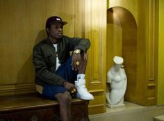Street Style: ASAP Rocky in Norse Projects Fall/Winter '12