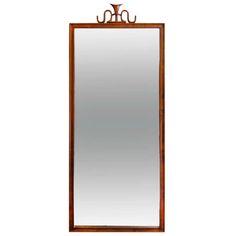 1stdibs | Mirror by Axel Einar Hjorth, Sweden ca. 1940