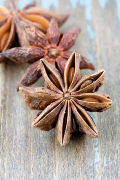 Spice Hunting: all about Star Anise I found hard to find this one in my current area while this is so popular in my hometown in France.