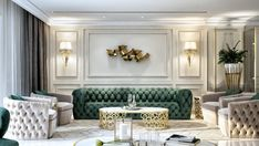 51 Luxury Living Rooms And Tips You Could Use From Them 51 luxus nappali szoba és tippek, amelyek fe Classic Living Room, Living Room Modern, Interior Design Living Room, Living Room Designs, Living Room Decor, Cozy Living, Futuristisches Design, Design Ideas, Design Trends