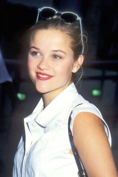Reese Witherspoon just turned 37! Here's the Legally Blonde actress in 1993